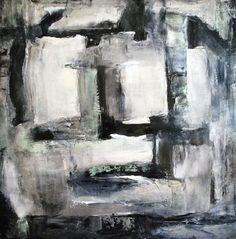 "Saatchi Art Artist: Brigitte Balbinot; Oil 2014 Painting ""Sacred Space"""