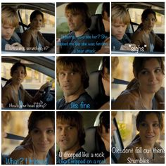 Episode Touch of Death: Crossover with Hawaii Five O-more Densi banter