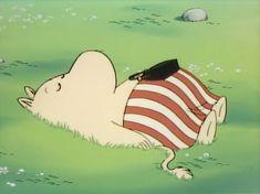 Feeling like Moomin mama, hurry up Friday! Vintage Cartoon, Cute Cartoon, Aesthetic Art, Aesthetic Anime, Les Moomins, Personajes Studio Ghibli, Image Deco, Tove Jansson, Cartoon Profile Pics