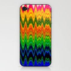 Pattern1 iPhone & iPod Skin by CosmosDesignz - $15.00