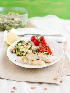 Für dein Frühlingsdinner! 15 Ideen mit Fisch