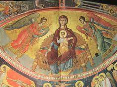 70 Roman Church, Color Palate, Byzantine, Ikon, Fresco, Christianity, Catholic, Religion, Symbols