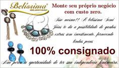 Belíssima Semi Jóia ATACADO, VAREJO, 100% CONSIGNADO. Contatos para vendas (62) 3211-2982 (62) 8295-7622 Renata (62) 9355-9074 Patrícia Carla