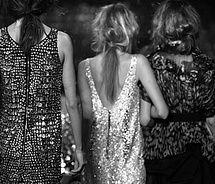 perfect glitter dress