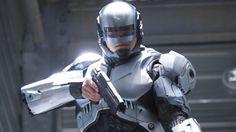 'Robocop' reboot an entertaining downgrade