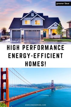 Although anyone can decide to renovate their home to make it more energy-efficient, there are some areas that place an emphasis on using green building techniques. Either way, however, it is possible to have an energy-efficient house anywhere in the country. But check out these High-Performance Energy-Efficient Homes & Some of the Best Locations! #Home #EnergyEfficient #GreenLiving