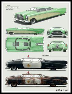 The Art of Fallout 4 - /// Vault 13 Fallout 4 Concept Art, Fallout Art, Fallout Weapons, Fallout Cosplay, Bg Design, Game Design, Bazar Bizarre, Carros Vw, Fall Out 4