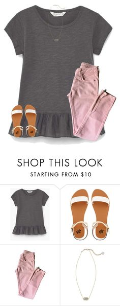 """""""It's my birthday!!!!"""" by christyaphan ❤ liked on Polyvore featuring 2b bebe, Sandro and Kendra Scott"""
