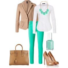 Work Outfit 6 - Polyvore