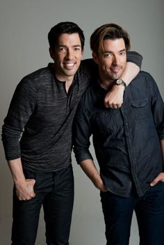 """The """"Property Brothers"""" Drew and Jonathan Scott have got their being-healthy-on-the-road routine down."""