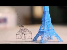 Just a pen that makes in 3D models.. sounds amazing? have a look at the video and stun your hearts.