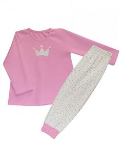 Pijama infantil niña de Rapife. Algodón 100 % y fabricado en España. Kids Pajamas, Pyjamas, Pjs, Comfortable Fashion, Kids And Parenting, Cute Kids, Kids Fashion, Sweatshirts, Sweaters