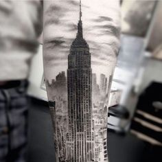 11 Incredible New York City Tattoos | Tattoo.com
