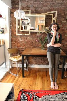 Singular Style: Inspirational House Tours from Women Living On Their Own