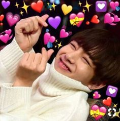 Read BDay Special: Taehyung Edition from the story Single Mother Of Bangtan by lj_barra with reads. Namjoon, Bts Taehyung, Seokjin, Yoongi Bts, Jhope, Bts Meme Faces, Funny Faces, Reaction Pictures, Bts Pictures