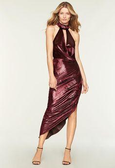 5d25c6d1ae Lurex Velvet Jana Dress – Milly