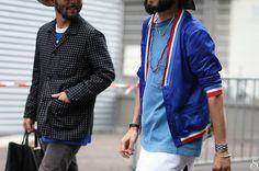 mrtuft: Paris Fashion Week Photo by Stefano Carloni Style For Men on Tumblr www.yourstyle-men.tumblr.com VKONTAKTE -//- FACEBOOK -//- INSTAGRAM
