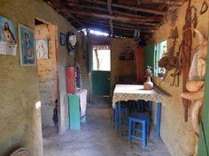 CONTOS QUE A NOITE CONTA: CASA DE TAIPA Earthship, Country Living, Tiny House, Patio, Architecture, Inspiration, Imagination, Home Decor, Nostalgia