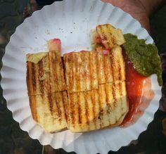 Iconic Bombay Sandwich