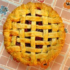 I am a pie ..... what dessert matches your personality ?