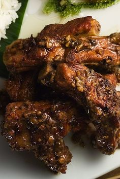 A good-tasting fruit vinegar can be the cooking medium for an entire dish For these ribs, adobo, the vinegar-laced national dish of the Philippines, is a delight.