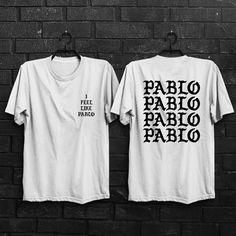 I Feel like Pablo shirt Kanye West shirt The life by CRAFTINGbros