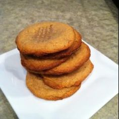 Ultimate Peanut Butter Cookies @ http://allrecipes.co.uk