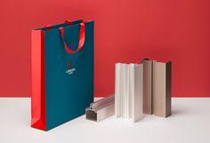 Long Van Group - Brand identity on Behance