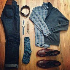 Стильные комплектты мужской одежды #mensterra