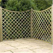 We supply wooden garden fencing and fence panels in various styles such as traditional, decorative and picket. Metal Pergola, Pergola With Roof, Covered Pergola, Pergola Shade, Patio Roof, Diy Pergola, Pergola Plans, Pergola Kits, Pergola Cover