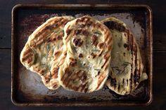 Grilled Flatbread recipe on Food52