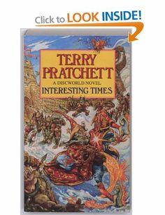 Interesting Times: A Discworld Novel: Amazon.co.uk: Terry Pratchett: Books