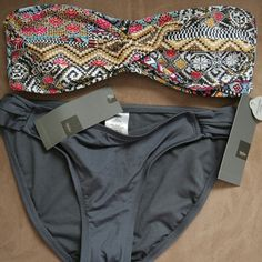 Brand New Target Mossimo Two Piece Swimsuit This is brand new with tags! Mossimo Supply Co Swim Bikinis