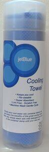 Aqua cool towel