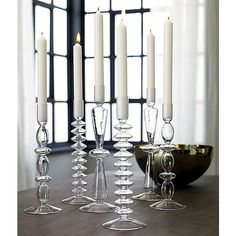 numi candle holders  | CB2
