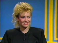 Interview with Kim Wilde, 1983