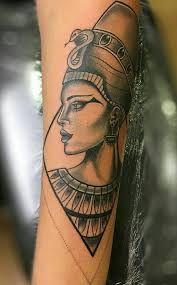 1f7459e254384 Queen Nefertiti Tattoo 12 | Queen Nefertiti Tattoo | Nefertiti ...