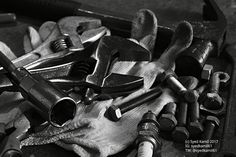 Still life: Tools for a mechanic . . . #stilllifeart #stilllifephotography #stilllife #tools #toolsarecool #toolsteel #steel #diy #worktools #work #industrial #industrialart #mechanic #art #artphotography #fineart #fineartphotography #bnw #bnwphotography #blackandwhite #monochrome #nikon #nikonphotography #nikonclubmalaysia #nikonasia #nikonworld