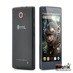 "5 Inch Android 4.2 Phone ""ThL W11 Monkey King"" - Full HD 441PPI IPS Screen, 4 Core 1.5GHz CPU, 13MP Rear + Front Camera (Black) #android #smartphone #ThL"