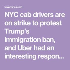 uber nyc immigration