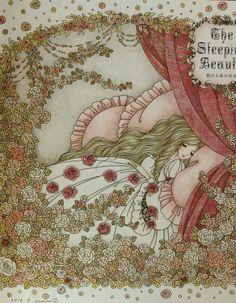 お姫様と妖精のぬり絵ブック / tomoko tashiro