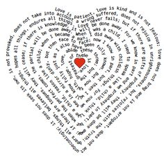 """There are some great online tools to take your custom text and """"heart-ify"""" it. For starters, the following 3 sites make word clouds in the shape of a heart: Tagxedo Image Chef Neoformix Festisite f..."""