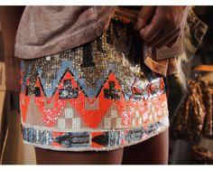 Aztec & Tribal Boho Chic Prints