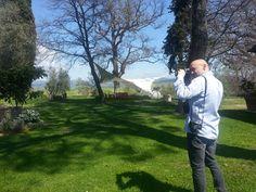 @Matteo Piselli in veste di fotografo a @Villa Acquaviva per la prima reunion di @Cowinning