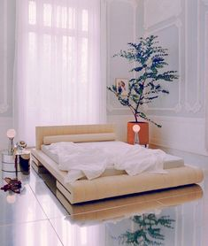 Home Interior Contemporary Pia Riverolas Passion for Photography Has Taken Her Around the World - Design Milk.Home Interior Contemporary Pia Riverolas Passion for Photography Has Taken Her Around the World - Design Milk Bedroom Furniture, Home Furniture, Furniture Design, Bedroom Decor, Furniture Stores, Grey Furniture, Bedroom Sets, Interior Design For Bedroom, Target Bedroom