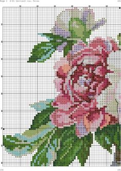 Peonies, imprinted in the picture with cross stitch, bring harmony and tenderness to any interior. We have prepared diagrams and an overview of the set for embroidery Counted Cross Stitch Patterns, Cross Stitch Charts, Cross Stitch Embroidery, Hand Embroidery, Cross Stitch Rose, Cross Stitch Flowers, Yarn Thread, Back Stitch, Knit Or Crochet