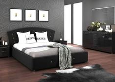 Łóżko tapicerowane 180/200 DIAMOND STELAŻ