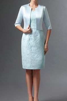 Cheap Mother of the Bride Dresses Online Dresses Online, Dresses For Sale, Dresses For Work, Dress With Bow, White Dress, Stretch Satin, Half Sleeves, Elegant Dresses, Mother Of The Bride