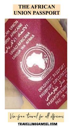 Visa-free travel for all Africans  #african #africa #visa #travel #wanderlust #destinations #passport Paul Kagame, Schengen Area, African Union, African Countries, Africans, Free Travel, Passport, Destinations, Wanderlust
