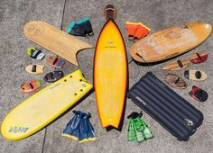 Surfing : Summer Bored Quiver